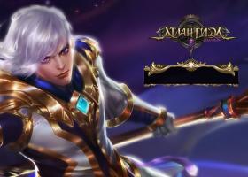 Атлантида онлайн игра логотип
