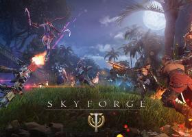 Skyfroge logo
