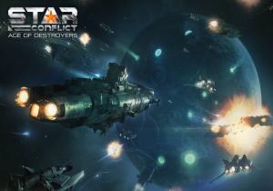 Star Conflict логотип