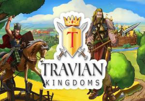 Travian Kingdoms логотип